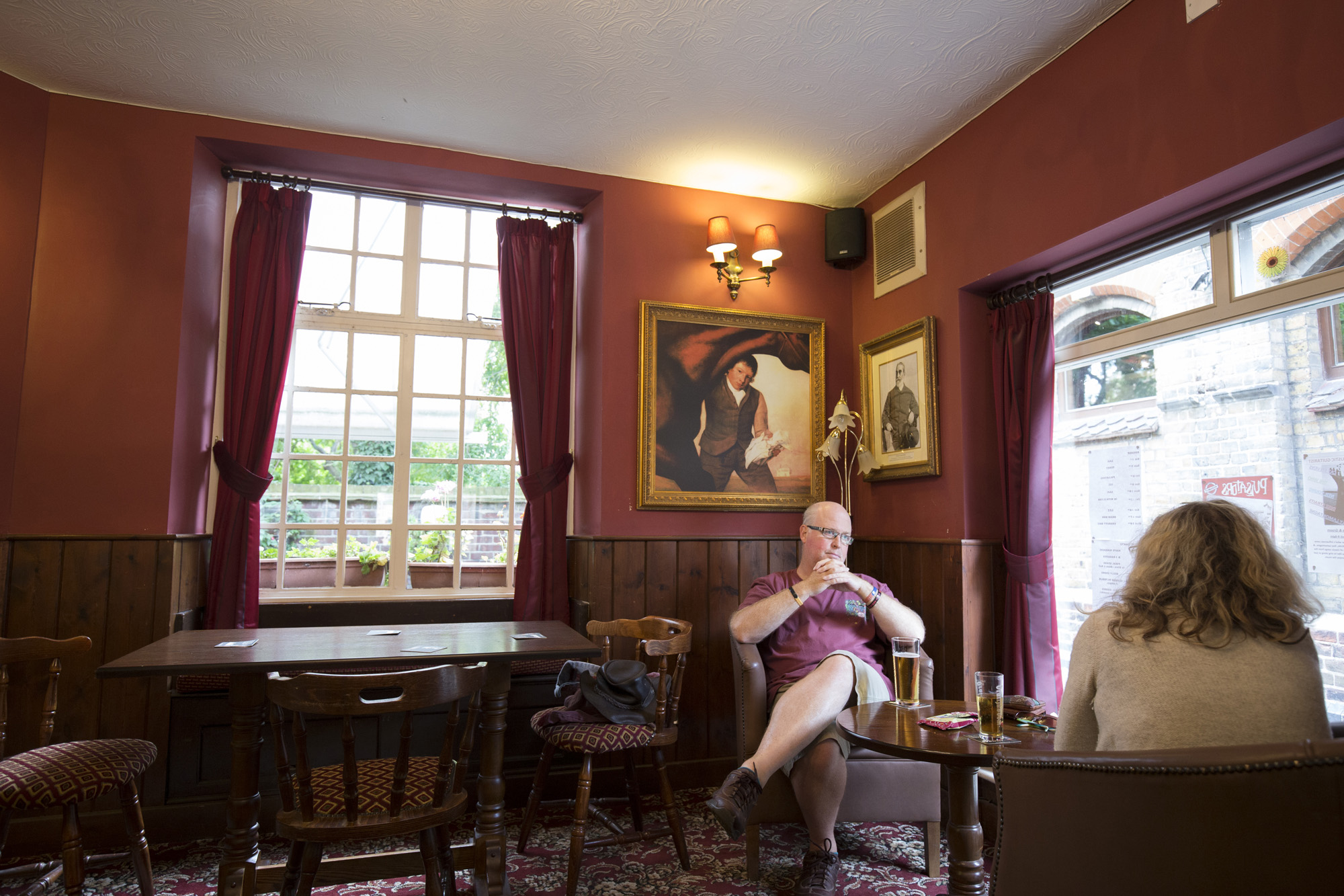 The Horse and Groom Ramsgate Lounge