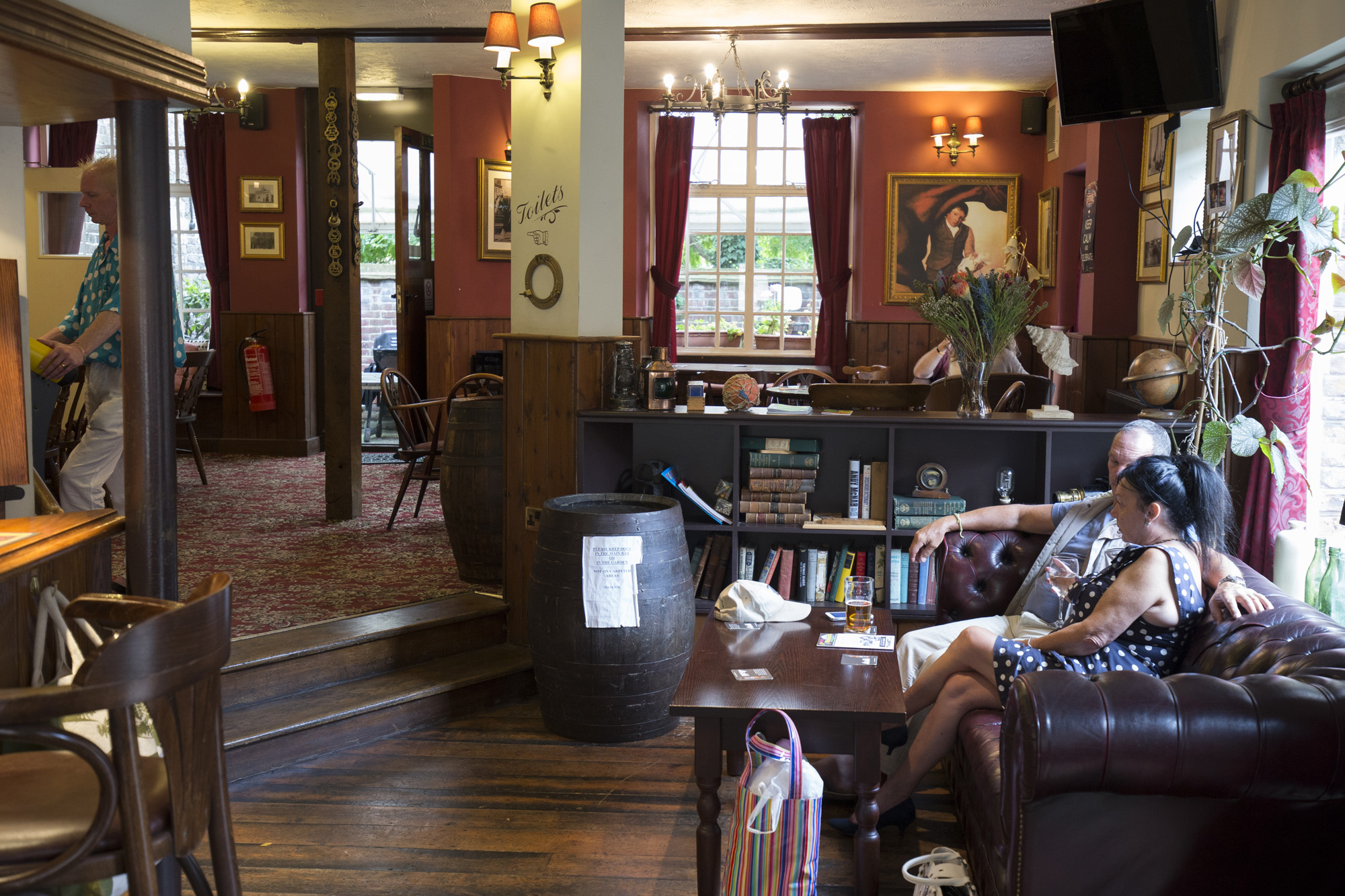 The Horse and Groom Ramsgate Lounge 2