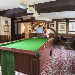 The Horse and Groom Ramsgate Pool Table