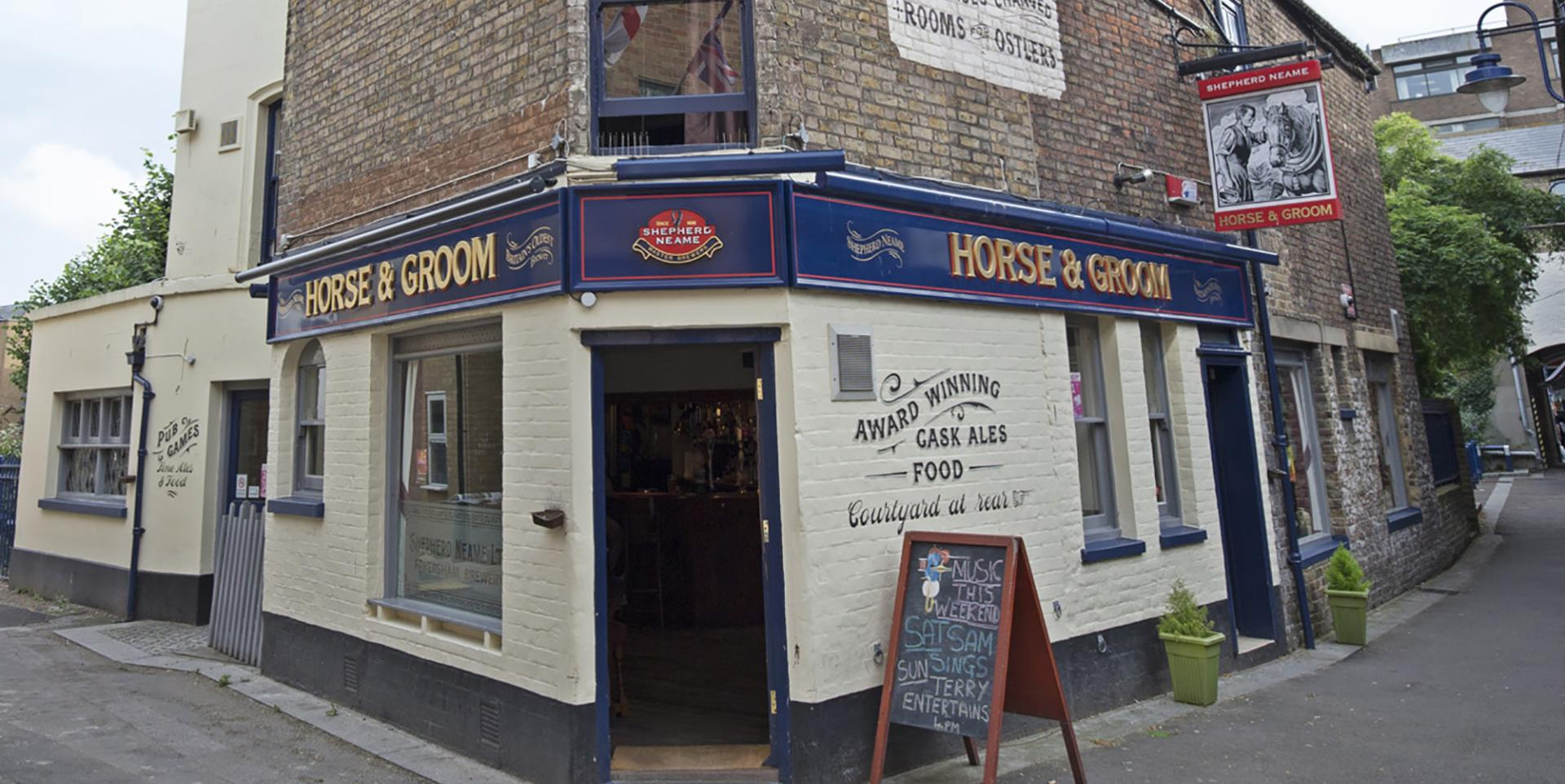 The Horse and Groom Ramsgate