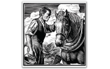 The Horse and Groom Ramsgate Footer Logo